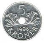 5 kroner 5
