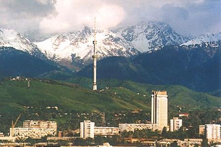 Zeitzone Kasachstan