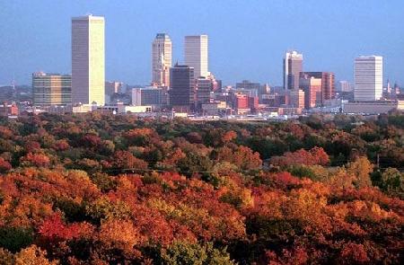 Tulsa Ok Travel Agencies United States Usa Weather
